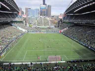 How Loud is CenturyLink Field and More about Seattle's Biggest Stadium
