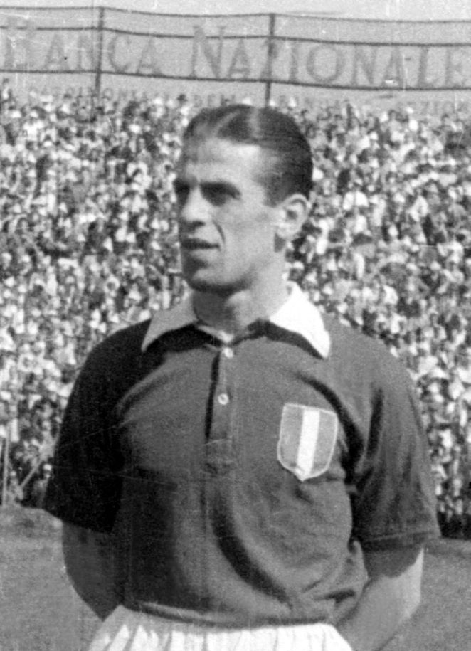 Franco Ossola (AC Torino, 1939-1949, 175 apps, 85 goals) died in the Superga air disaster on 4 May 1949.
