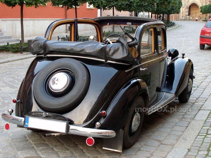 mercedes-benz 170 V cabrio limousine W136 - Buscar con Google