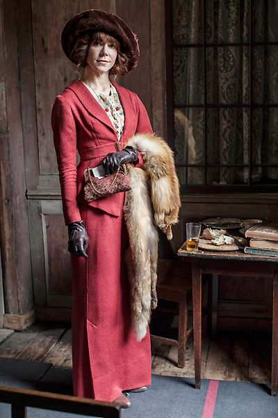 "Costume from the UK TV Serie ""Mr Selfridge"" (2013)"