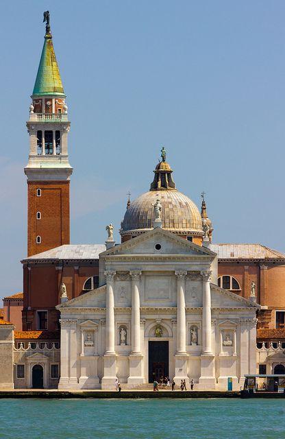 High Renaissance Architecture - Palladio - Church of San Giorgio Maggiore, Venice