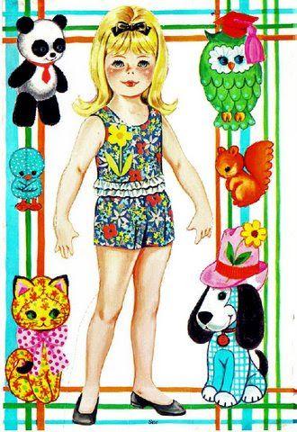 Paper Dolls~Sweet Sue - Bonnie Jones - Álbumes web de ...