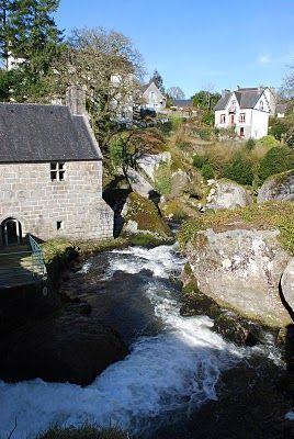 Huelgoat ~ Bretagne , France