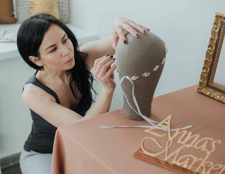 Текстильный манекен для украшений, ободков, корон#украшения#бижутерия#свадьба#hairpieces#accessories