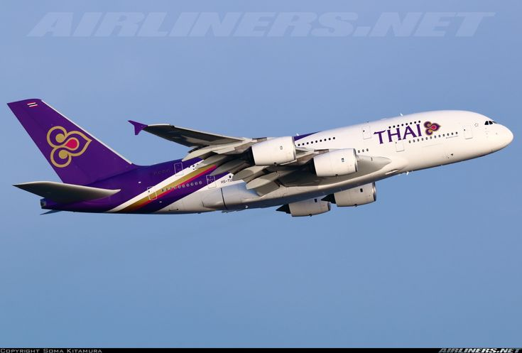Airbus A380-841 - Thai Airways International | Aviation Photo #4393171 | Airliners.net