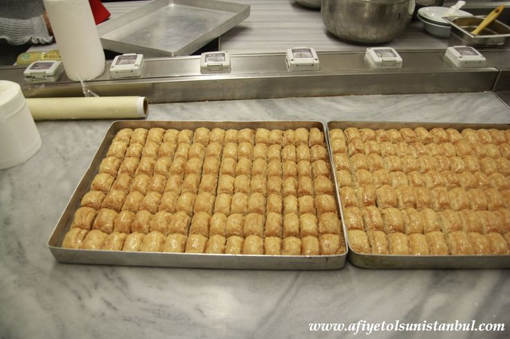 Turkish Baklava making class in our kitchen in istanbul. - April 2016 http://www.afiyetolsunistanbul.com/index.php/turkish-cooking-workshops/turiksh-baklava-workshops