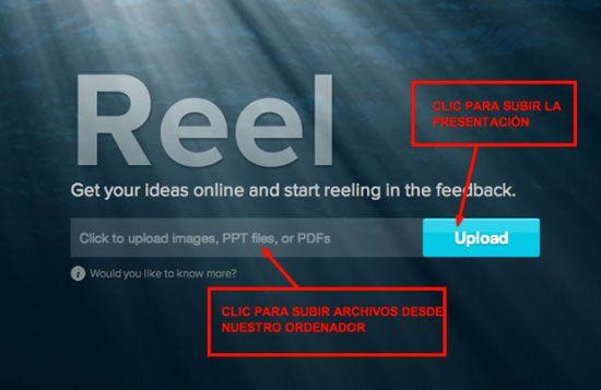 Reel: Cómo crear presentaciones online de forma fácil y rápida | Nuevas tecnologías aplicadas a la educación | Educa con TIC