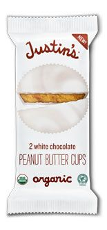 Justin's Organic White Chocolate Peanut Butter Cups