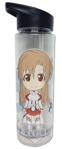 Sword Art Online Water Bottle - SD Asuna Tritan @Archonia_US