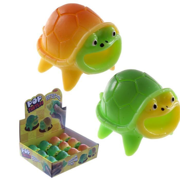TY578 - Tartaruga che Caccia la Lingua   Puckator IT #partybag #kid #idee #compleanno #bambini