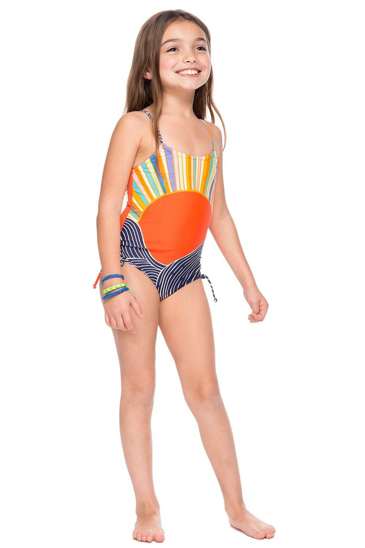 Kids Bow One Piece Little Style Children