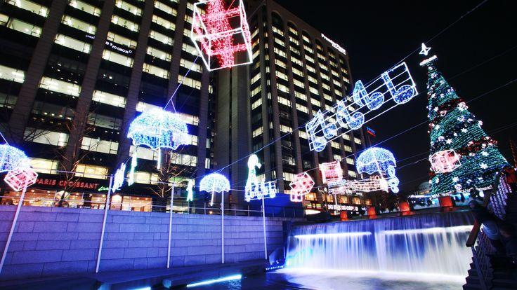 겨울 대표 축제, 도심 속에서 즐기는 서울 크리스마스 페스티벌!  (사진_한국관광공사 이범수)