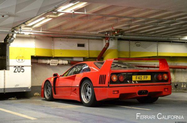 Ferrari California ACCELERATION 0-60mph in 3.6sec # ...