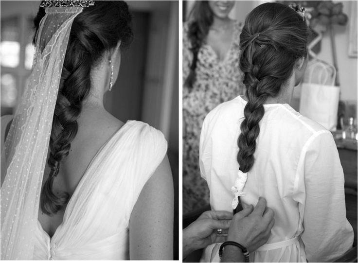 Confesiones de una boda: Peinados