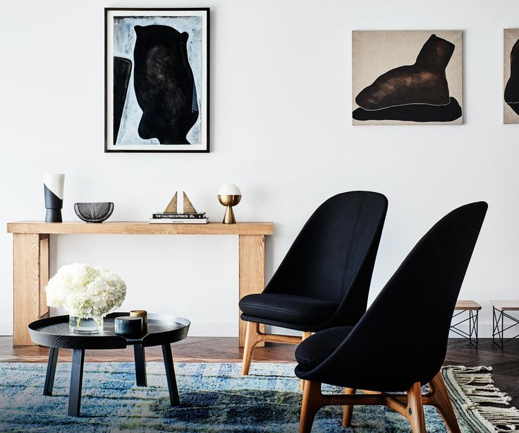 A sumptuous designer apartment in Melbourne. Photography: James Geer