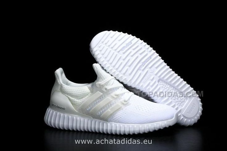 www.topadidas.com... Only$75.00 2016 ADIDAS YEEZY ULTRA BOOTS HOMME CASUAL CHAUSSURES TOUT BLANC (ADIDAS YEEZY BOOST 350 PRIX) Free Shipping!