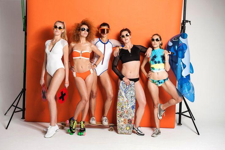 Bikini Kostiumy kąpielowe dla kobiet o różnych kształtach