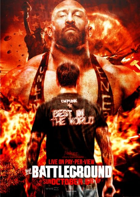 WWE Battleground Review