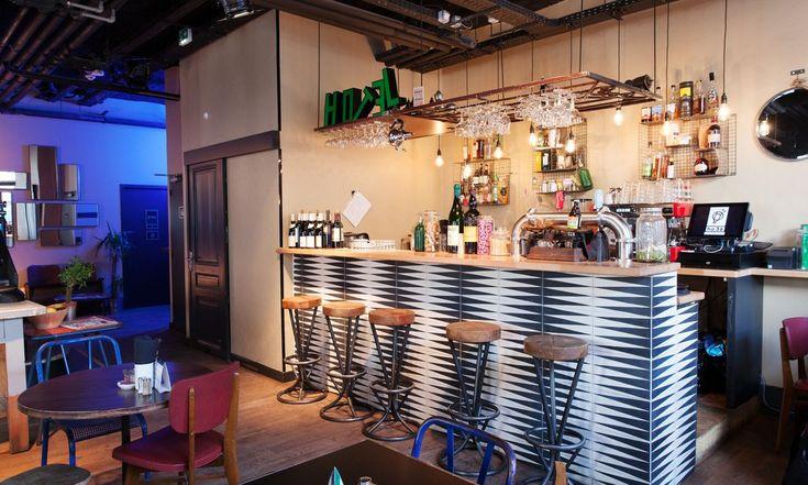 Salon Bar Hôtel Lyon Ho36