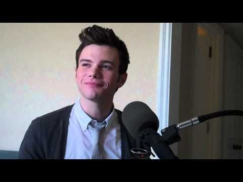 CHRIS COLFER ON THE EFFECTS OF BEING 'OUT' - YouTube