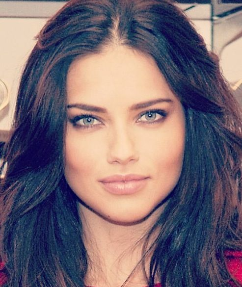 Adriana Lima: Adriana Lima My Wedding Day Eyes!