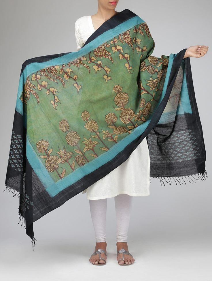 Kalamkari Cotton Dupatta