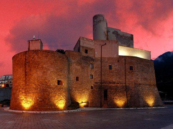 Castello-Arabo-Normanno-di-castellammare-del-Golfo-Foto-di-Salvatore-Giallo