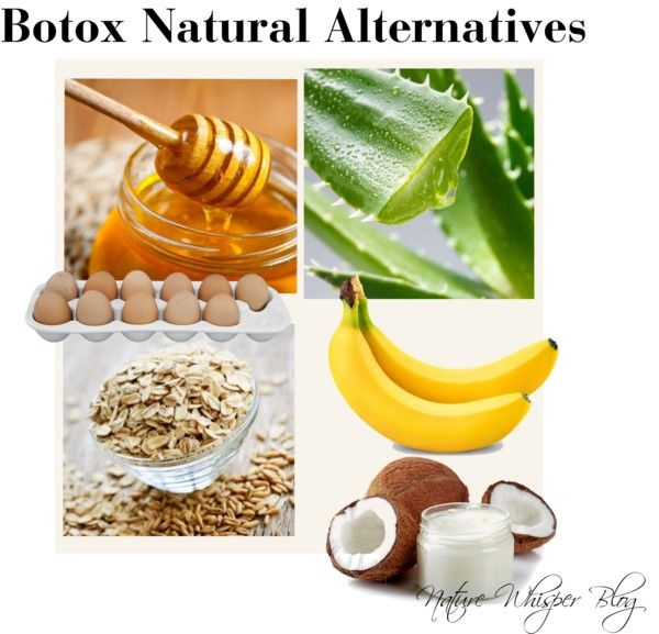 Botox Natural Alternatives: 5 DIY Skin Care Recipes