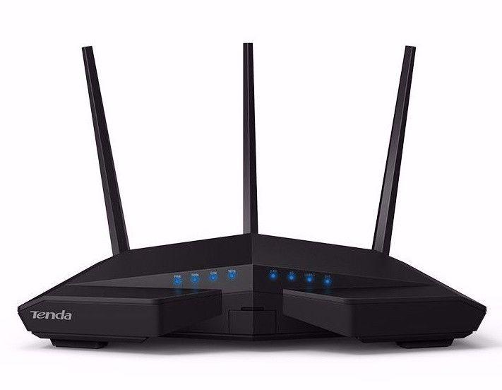 Tenda AC18 1900Mbps Dual-band Gigabit Wireless WiFi Router, WiFi Repeater, 1300M #Tenda