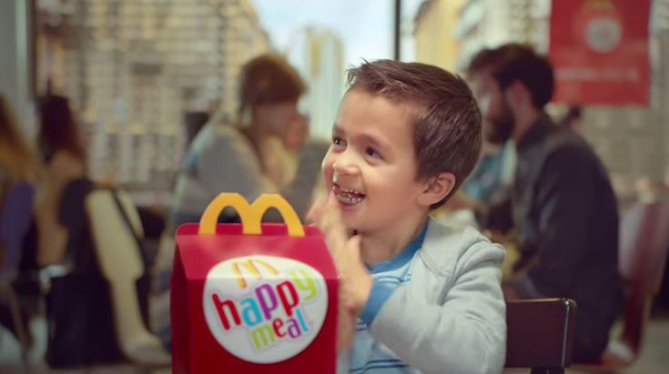 'It's blasphemy!' Fury in Italy over McDonald's advert which suggested children preferred a Happy Meal to pizza