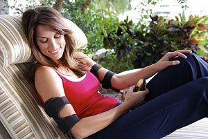 Аксессуар миостимулятор для тренировки мышц рук для женщин Slendertone System Arms