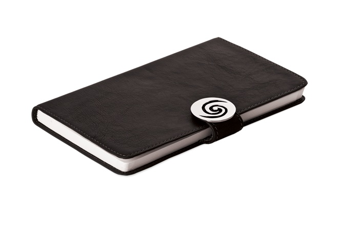 Carrol Boyes Notebook | Get This Lovely Notebook at Splendor.co.za Today! - http://www.splendor.co.za/shop/carrol-boyes-notebook-stir-it-up/