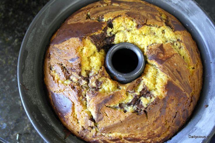 Κέικ με Ολόκληρο Πορτοκάλι | Dailycious.gr