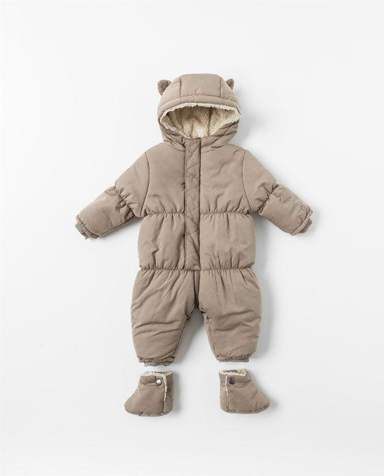 Canada Goose Baby SnowSuit Pareja