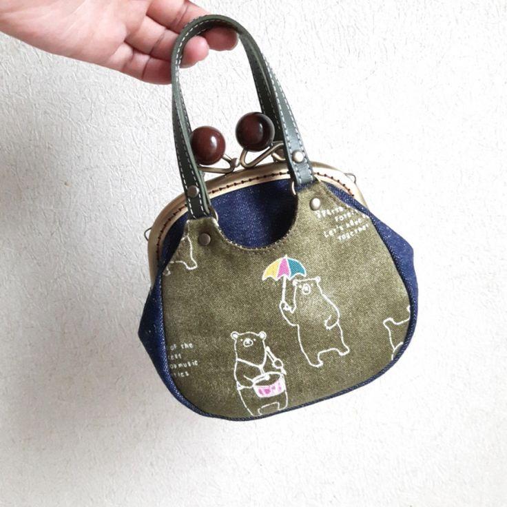 2月3日、福袋がま口ポーチセット販売♪|ハンドメイド<Sou House>のブログ♪