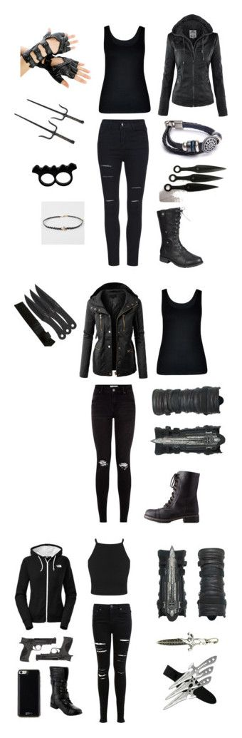 """""""assassins"""" by savana1472 on Polyvore featuring art and modern - how cool is this?!"""