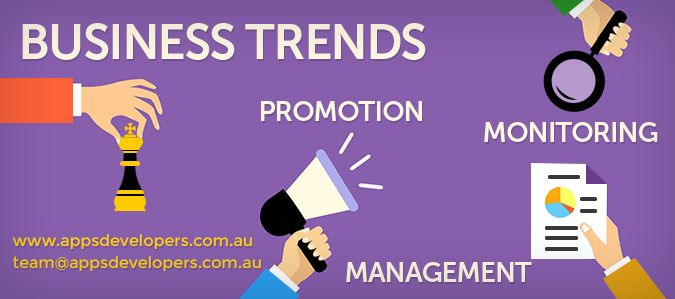 Top Business App Trends for Australia