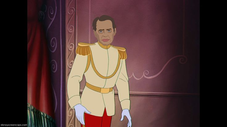 And Steve Buscemi as Prince Charming.