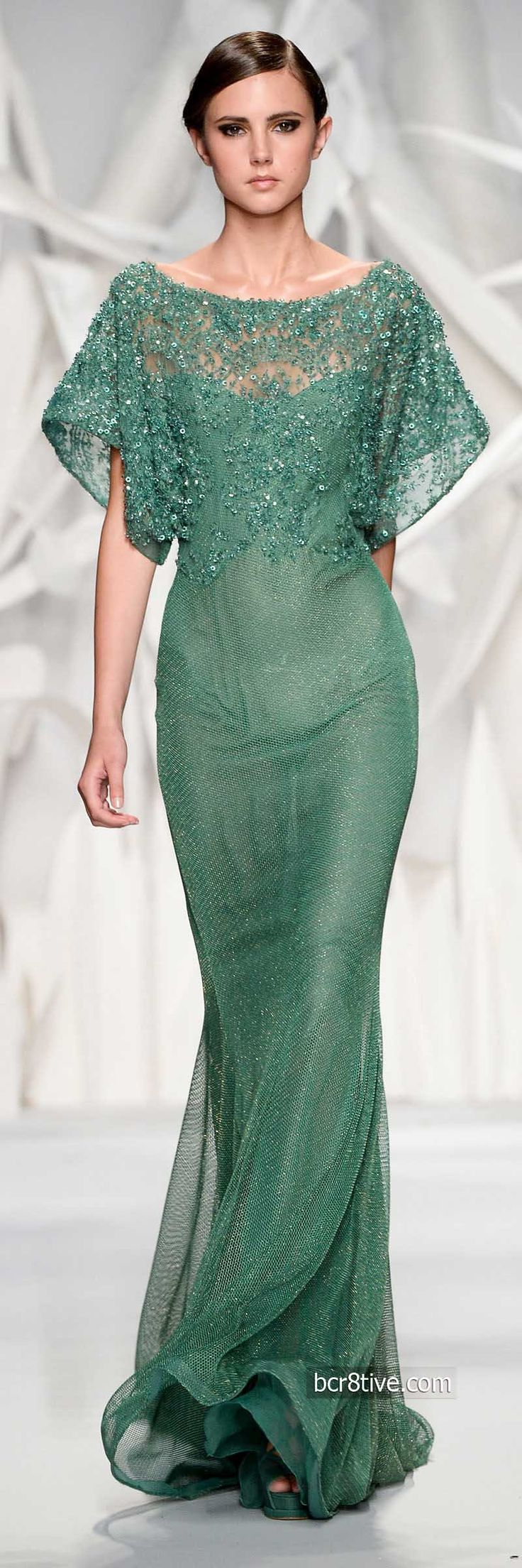 Abed Mahfouz Fall Winter 2014 Haute Couture Frm bd: #Fashion-ivabellini