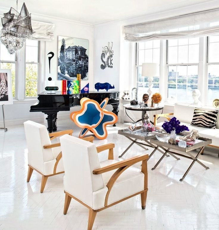 Visiting beth rudin dewoody and firooz zahedis at home is better than a trip to a museum modern classic interioreclectic