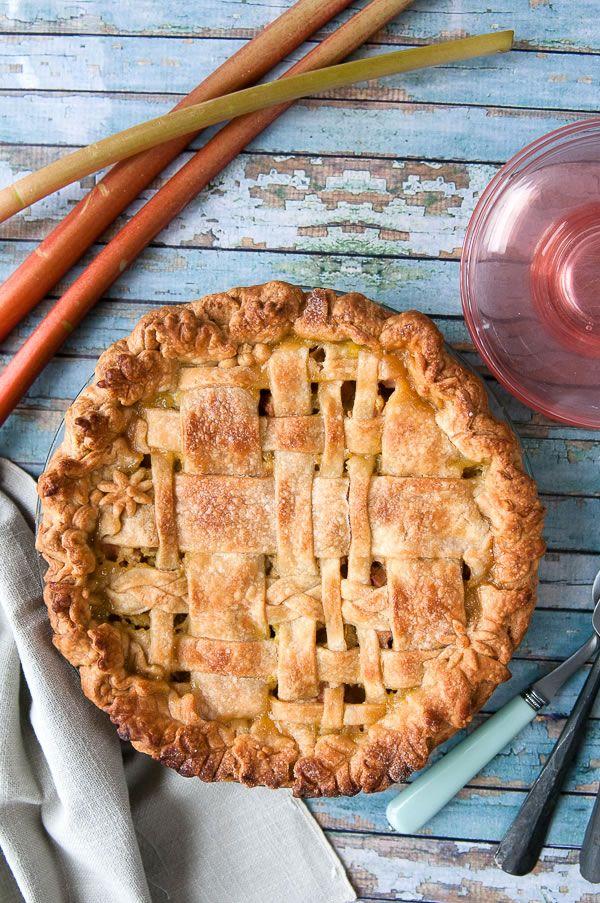 Boy Just Wanna have Fun – Rhubarb Custard Pie