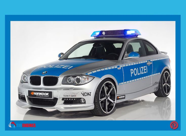 #SWEngines If you put all those Lamborghini and Ferrari police cars apart, this AC Schnitzer BMW 428i is a spectacular police car!