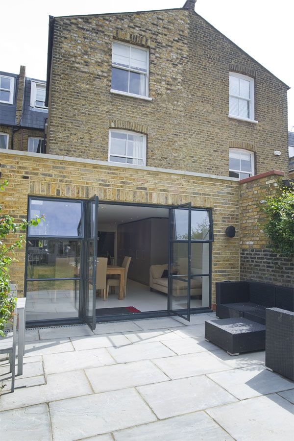 1000 ideas about rear extension on pinterest bi fold for Terrace kitchen extension