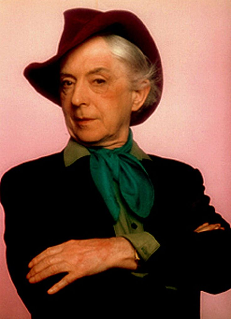 QUENTIN CRISP, 1908-1999. Crisp answers the question: Can an outre' flaming queen be badass? Yes, he can be. Crisp was openly femme and gay in a time when it took absolute courage to to be so. His autobiography, The Naked Civil Servant, is delightful and fascinating, and his appearances on the old Johnny Carson show were always a treat. A witty raconteur who lived an unconventional life, according to his own terms, he inspires the timid among us, no matter our stations or orientation.