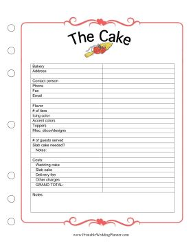 Wedding Planner And Organizer Book Free Wedding Printables Free
