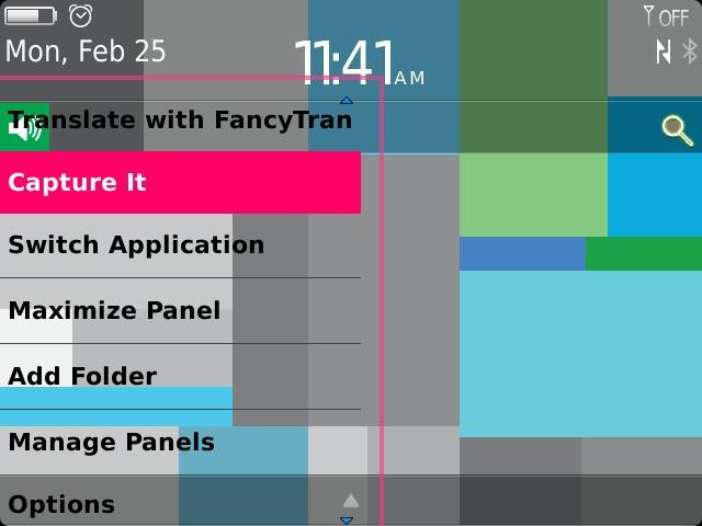 cool XMetro Theme Now Available On BlackBerry World!