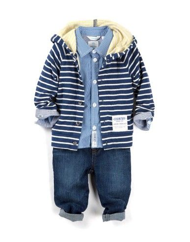 Country Road baby boy outfit