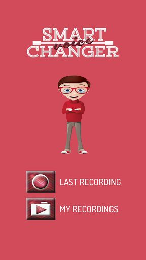 Smart Voice Changer            Conquer the top of the humor by using this amazing free application             Create funny sounds by applying special effects on your recorded voices on the phone             Lots of cool combinations of sounds to impress your friends              Modify your sound with Smart Voice Changer effects and share it on Twitter,Facebook or e-mailFeatures:Many voices to choose and funny voice effects