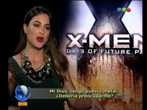 """Entrevista a los protagonistas de """"X-Men: Días del futuro pasado"""" - Telefe Noticias"""