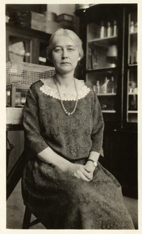 Maud Menten (March 20, 1879 – July 26, 1960) was a Canadian physician-scientist who made significant contributions to enzyme kinetics and histochemistry. Her name is associated with the famous Michaelis–Menten equation in biochemistry.
